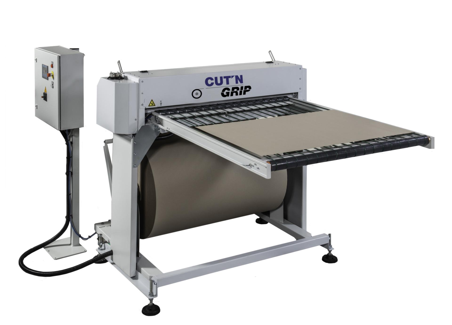 Cut'n Grip volautomatische sheetdispenser
