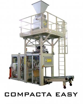 Tallpack International ontwikkelt afzakmachine voor poeders