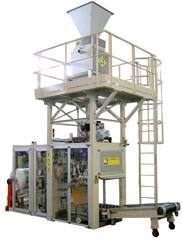 Tallpack International develops bagging machine for powders