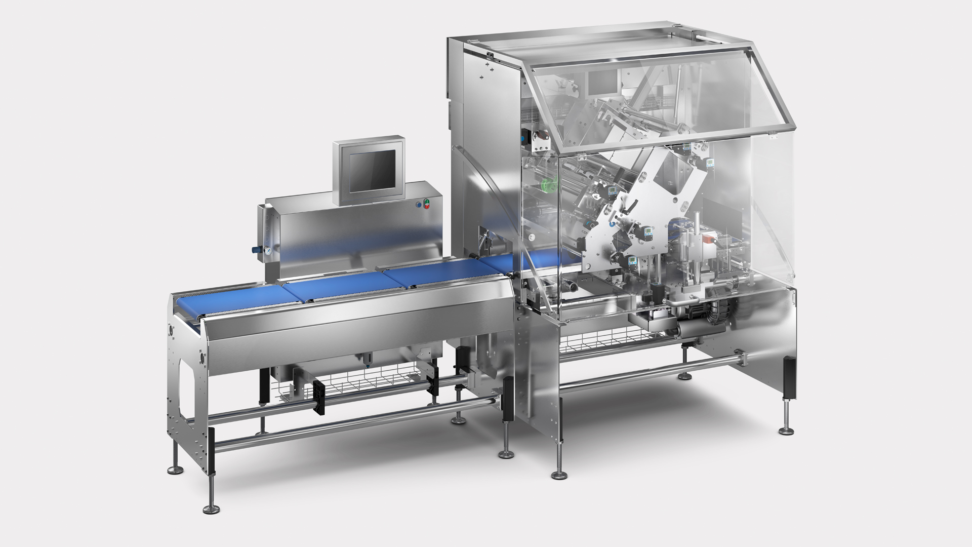 Weigh price labeling system GLM-Ievo Cleancut