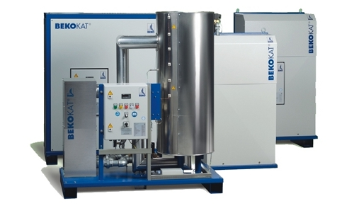 Certified hygienic compressed air for critical processes.