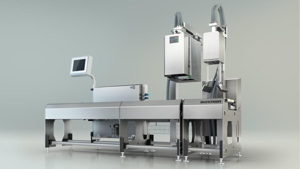 Système d'étiquetage de prix Bizerba GLM-Ievo