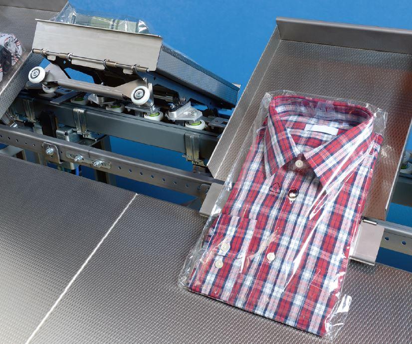 Denisort, transport- en sorteersysteem