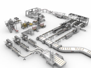 ULMA – Integral solution for packaging automated lines