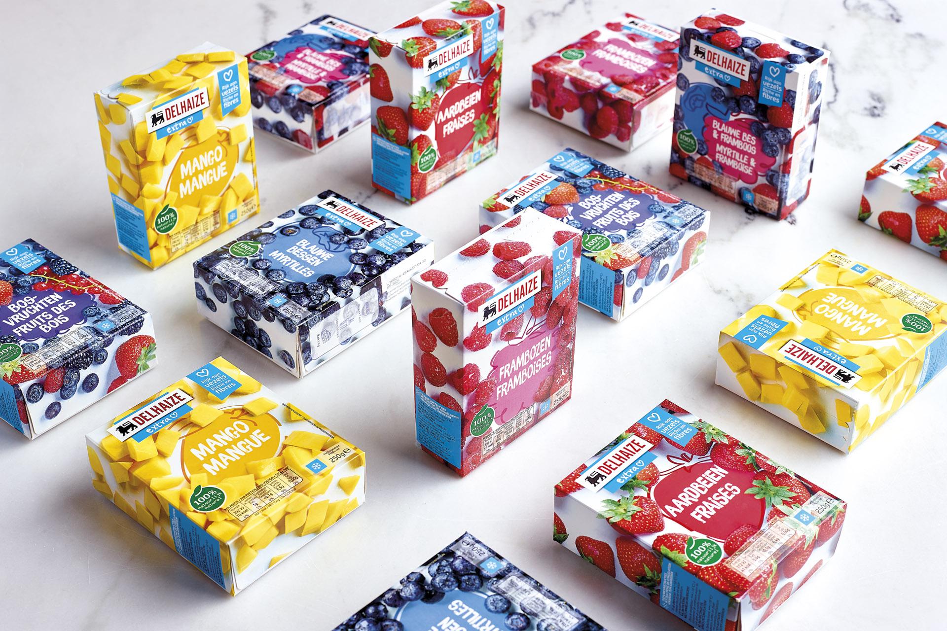 DesignRepublic for Delhaize Frozen Food