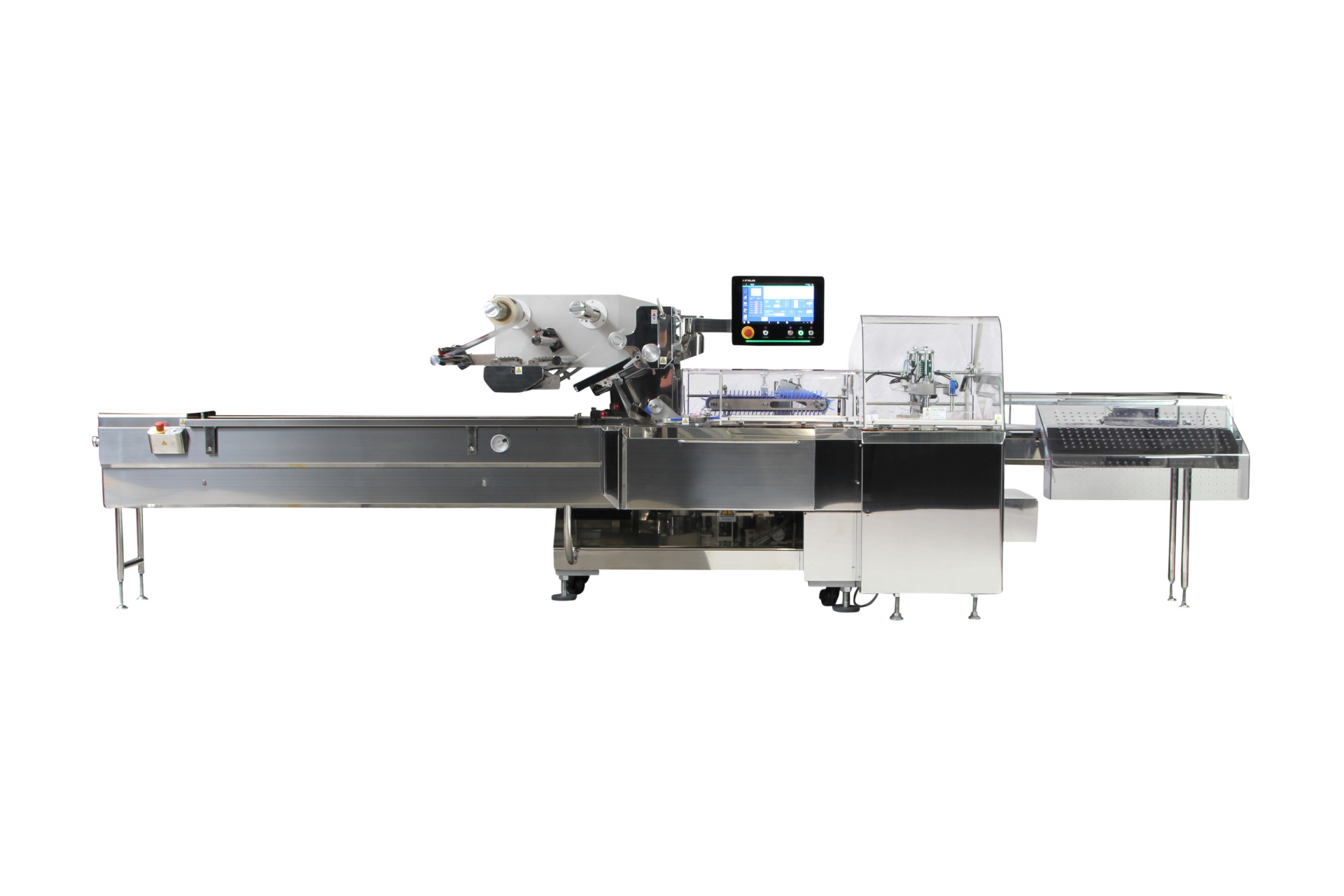 Fuji Horizontale Flowpack verpakkingsmachines