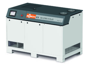 Ready for Industry 4.0: New rotary vane vacuum pump with pressure control