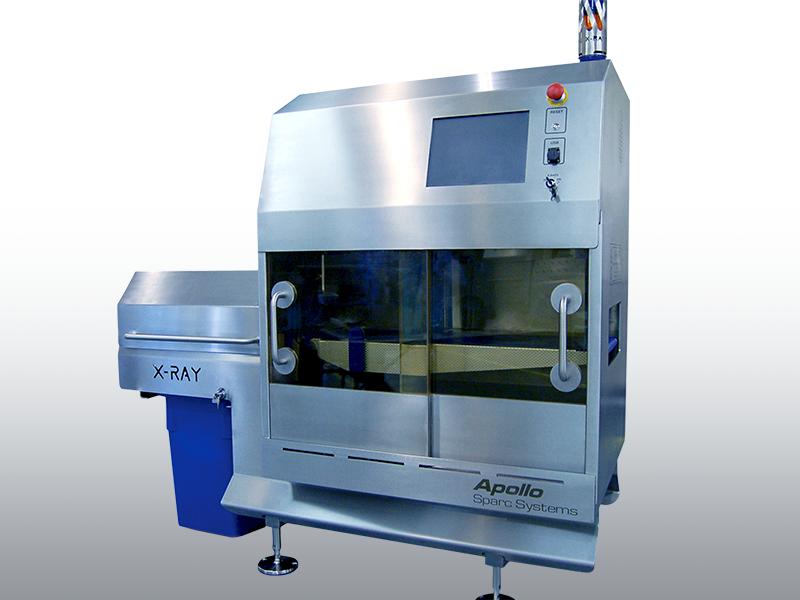 Sparc Apollo X-ray systeem