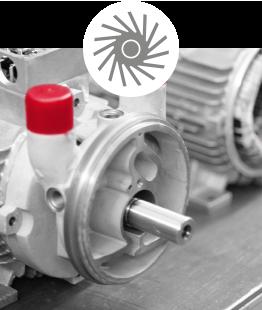 Waterring vacuumpompen en compressoren