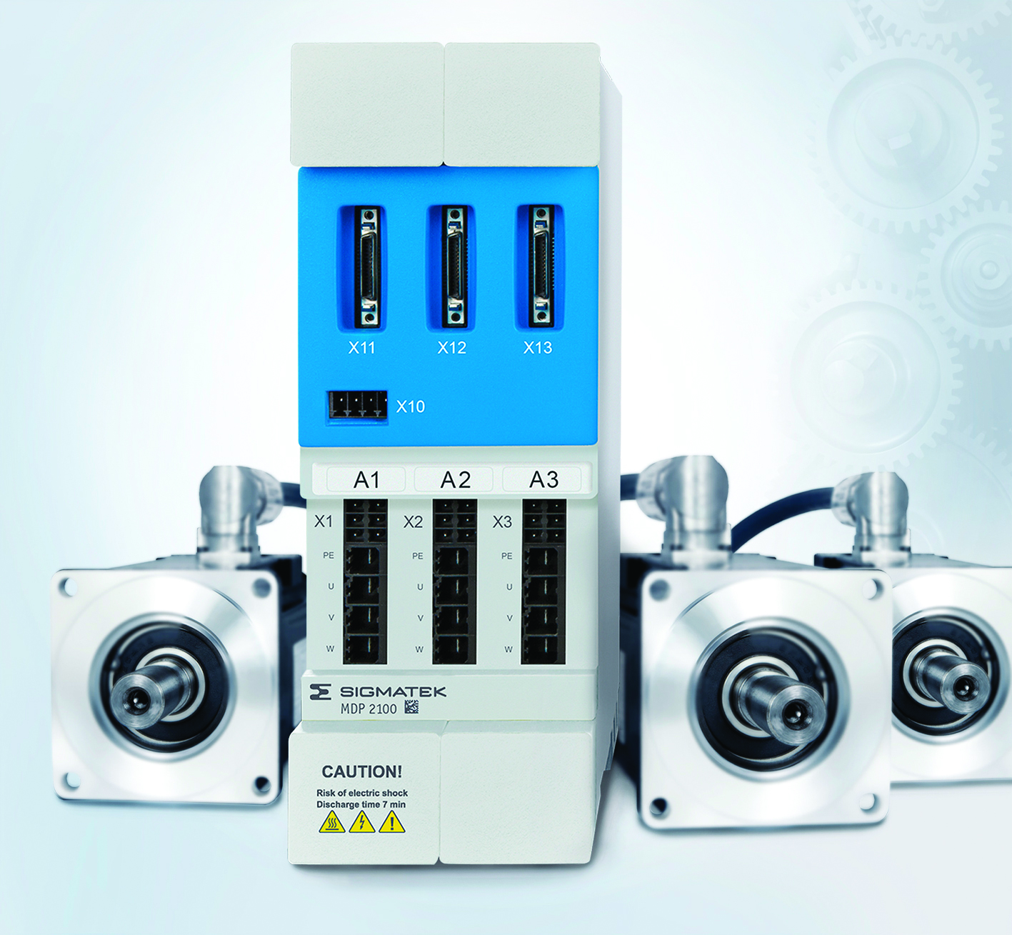 Compact Multi-Axis Servo System with High Power Density: The DIAS Drive 2000 Series