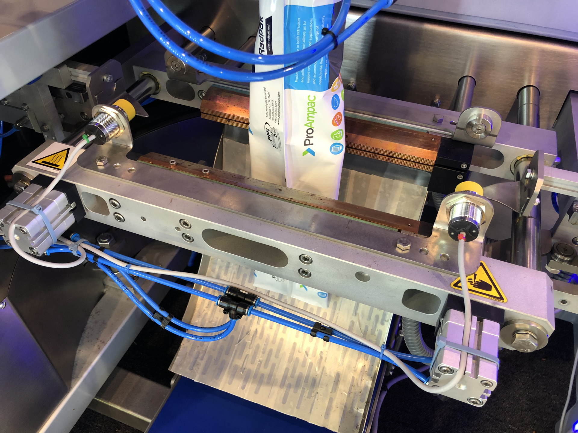 SealScope – In-line, 100% lasnaad-inspectie van flexibele verpakkingen