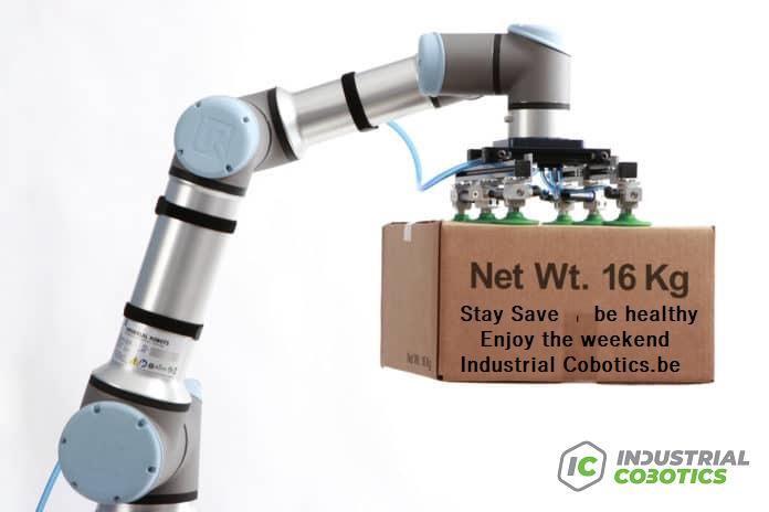 Universal Robots heeft kort geleden de heavy duty UR16 e op de markt gebracht