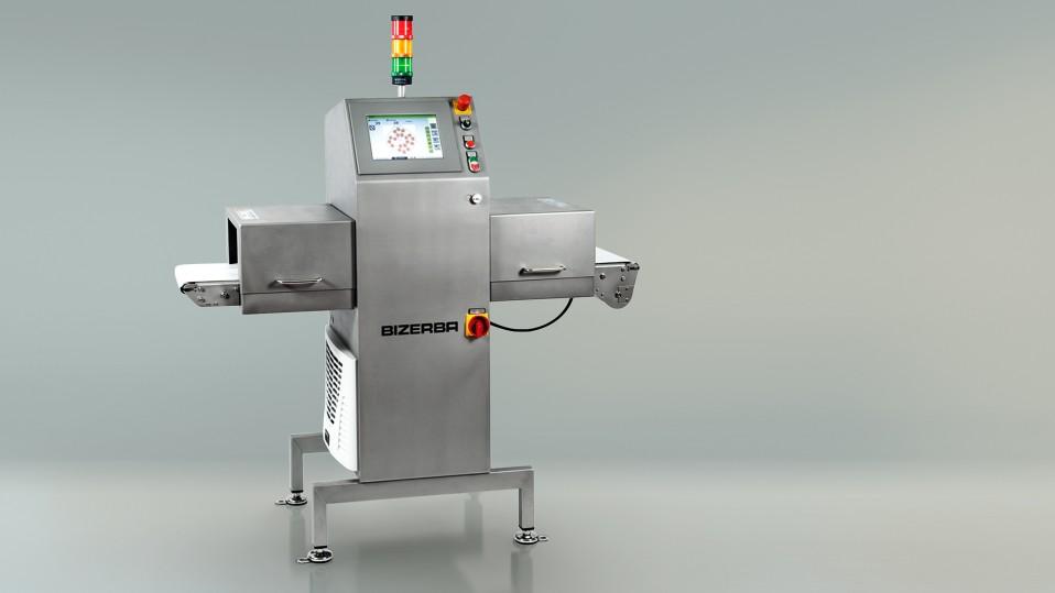 Système d'inspection aux rayons X XRE