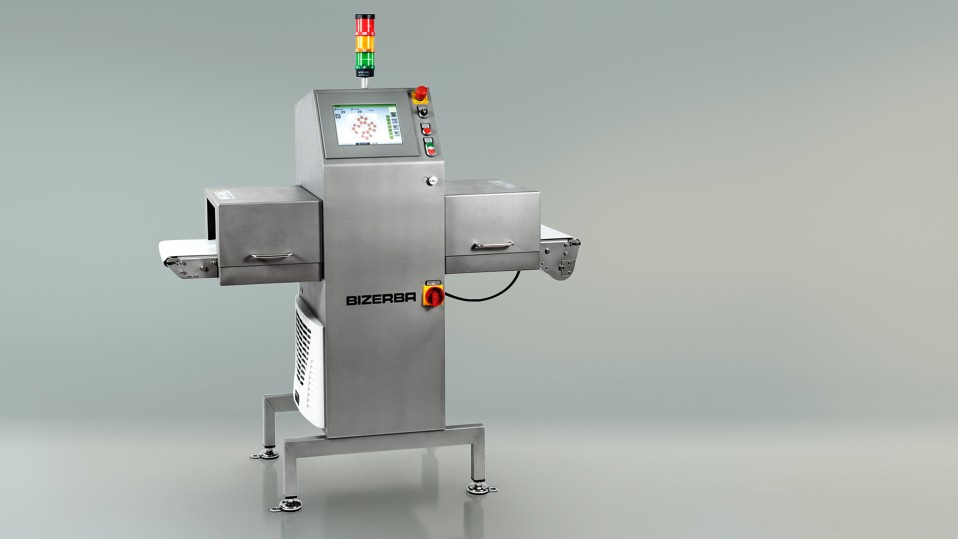 X-ray inspectie systeem XRE