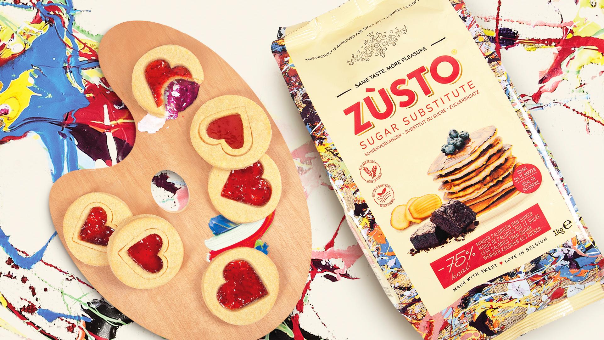 Zusto, branding en packaging design door DesignRepublic