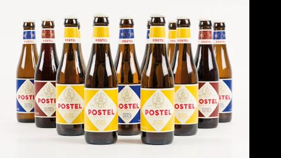 Postel –  Alken Maes door DesignRepublic