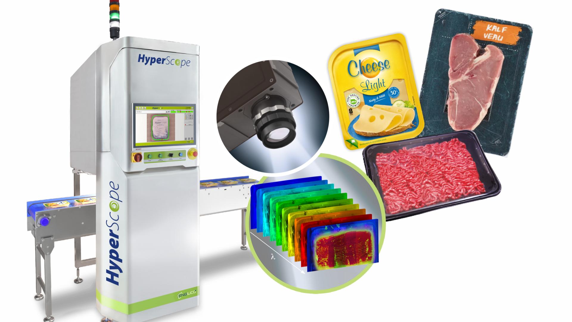 HyperScope – Inspectie van lasnaden van schaal en dieptrekverpakkingen