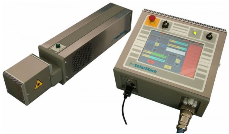 Systèmes de marquage laser de Solaris