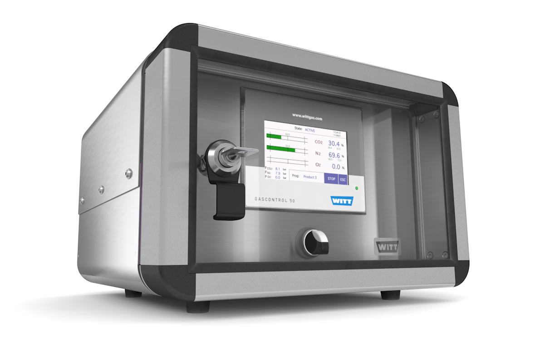 Gascontrolsysteem KD500