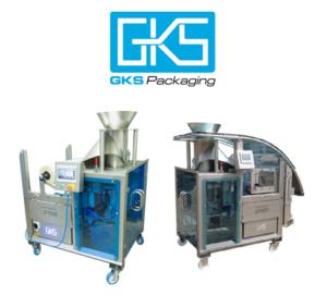 Verticale flowpack machines van GKS Packaging
