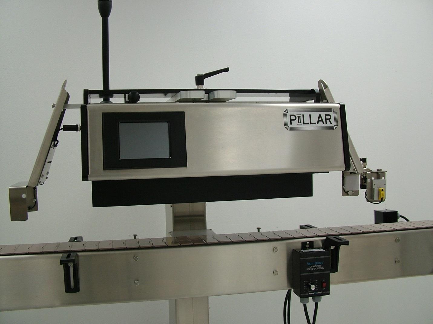 PILLAR Inductiesealers