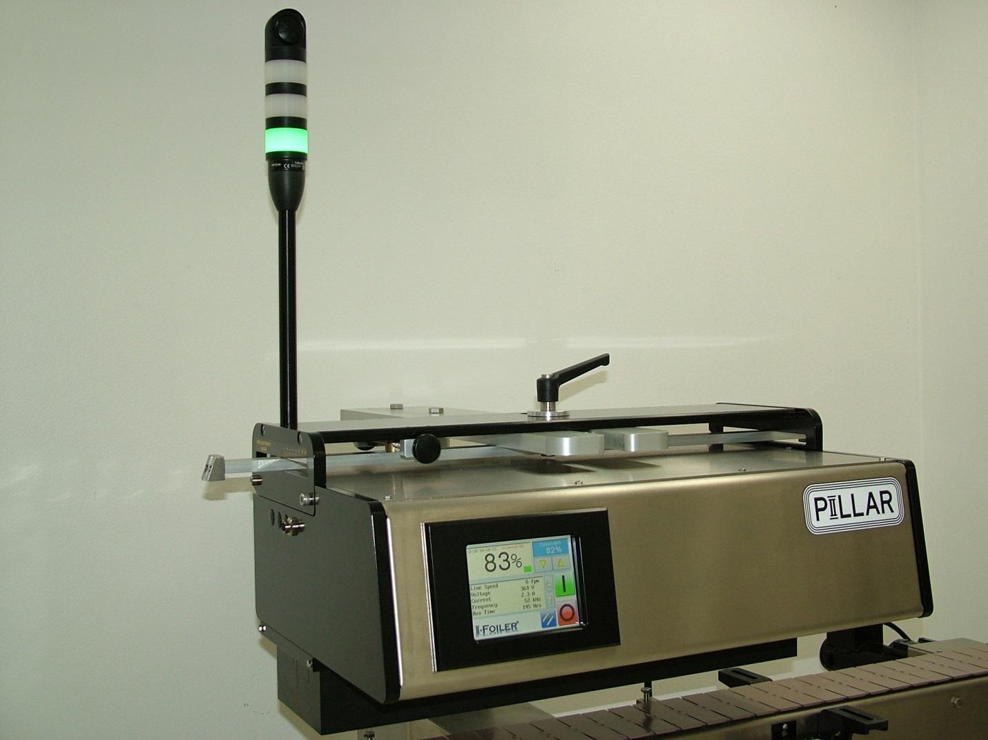 PILLAR Induction Sealers