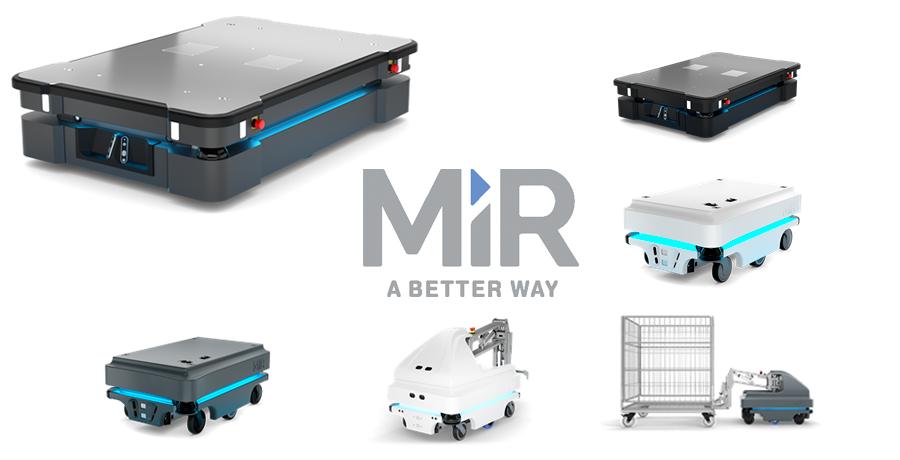MiR – Mobile Industrial Robots